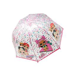 Lol Surprise ! Paraply för barn / barn One Size Rosa