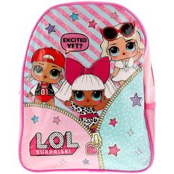 LOL Surprise Ryggsäck för barn / barn One Size Rosa / ljusblå