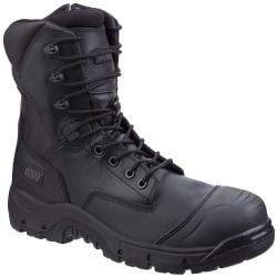 Magnum Herr Rigmaster Leather Safety Boot 7 UK Svart
