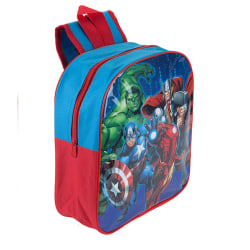 Marvel Avengers Ryggsäck One Size Blå röd