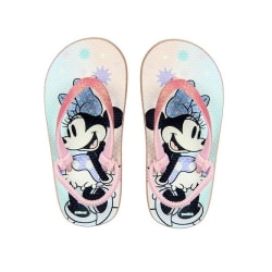 Minnie Mouse Barn / barn flip flops 10-10.5 UK Child Rosa
