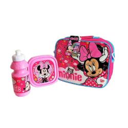 Minnie Mouse Barn- / barnpaketuppsättning One SIze Rosa