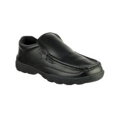 Mirak Barnpojkar Jack Slip On Shoes 1 UK Svart