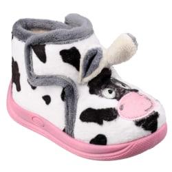 Mirak Childrens Kids Farm Animal Tofflor 29 EUR Ko