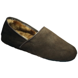 Mirak David Suede Slip-On toffel / Herrtofflor / Klassiska Mens