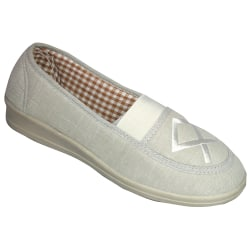 Mirak Malt Slip-on Canvas Shoe / Damskor 36 EUR