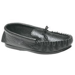 Mokkers Gordon Softie Leather Moccasin tofflor för herrar 6 UK S