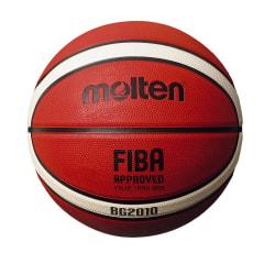 Molten 2010 basket 5 Tan / Vit