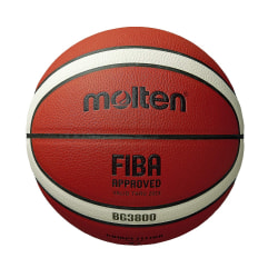 Molten 3800 sammansatt basket 5 Tan / Vit
