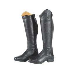 Moretta Barn / Barn Gianna Leather Long Riding Boots 3 UK Bla