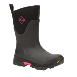 Muck Boots Arctic Ice Mid Boot för kvinnor / damer 7 UK Black /