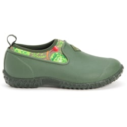 Muck Boots Kvinnors RHS Muckster II Slip On Shoes 8 UK Grön