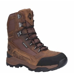 Muck Boots Mens Summit 8in Performance Leather Hiking Boots 13 U Brown 13 UK