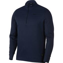 Nike Herr Therma Repel Half Zip Golf Top L College Navy / White
