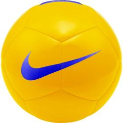 Nike Pitch Team Football 4 Gul / Blå