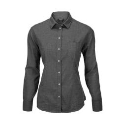 Nimbus Dam / Calverton lyxig flanell långärmad skjorta XS Stengr