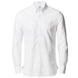 Nimbus Rochester Slim Fit långärmad Oxford skjorta för män 3XL V