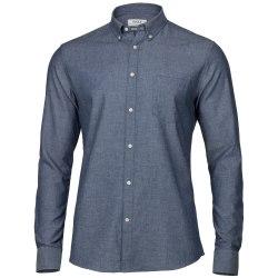 Nimbus Saint Andrews långärmad skjorta för män L Blå