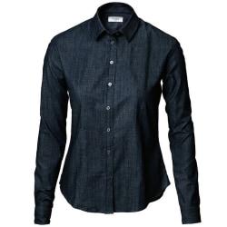 Nimbus Torrance Casual denimskjorta för kvinnor / damer XS Indig
