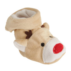 Nursery Time Baby jul Rudolph stövlar 0/6 Months Brun