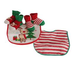 Nursery Time Babypojkar / flickor Rudolph The Reindeer Christmas