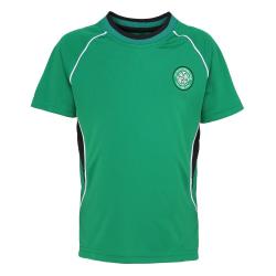 Officiell fotboll Merchandise Kids Celtic FC kortärmad T-shirt 1