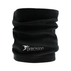 Precision Unisex Essential Neck Warmer för vuxna One Size Svart
