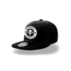 CID Originals Rockstar University Snapback-keps One size Svart