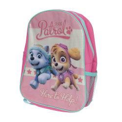 Paw Patrol Barn / barn här för att hjälpa ryggsäck One Size Pink