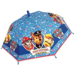Paw Patrol Paraply för barn / barn One Size Blå