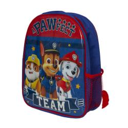 Paw Patrol Ryggsäck för barn / barn One size Röd