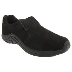 PDQ Vuxna Unisex Real Suede Ryno Slip-On Casual tränare 10 UK Sv
