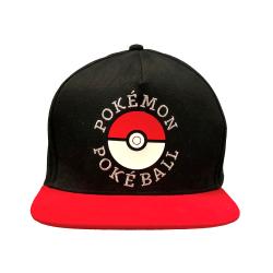 Pokemon Snapback-keps för tränare One Size Svart