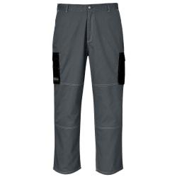 Portwest Mens Carbon Byxor / arbetskläder XL x Regular Zoom Grey Zoom Grey XL x Regular
