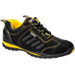 Portwest Unisex Steelite Lusun Safety Trainer / Footwear 4 Svart