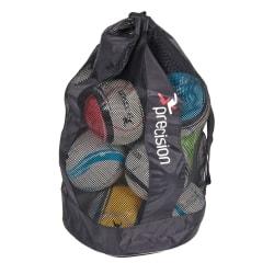 Precision 12 Ball Football Bag One Size Svart