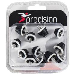 Precision Premier Pro fotbollsstövlar i storlek One / White