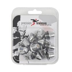 Precision Union-pinnar (12-pack) 18 mm silver