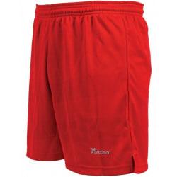 Precision Unisex Madrid Shorts för vuxna M-L Anfield Red