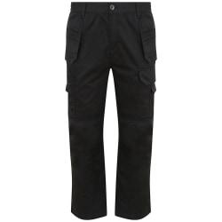 PRO RTX Pro Tradesman byxor för män XL L Svart