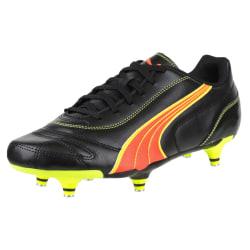 Puma Kratero Screw-in Boot / Mens Football Boots 11 UK Black / Pea