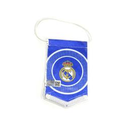 Real Madrid CF Bullseye Vimpel One Size Kungblå / vit