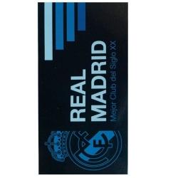 Real Madrid CF Handduk 140cm x 70cm Svart blå