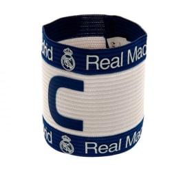 Real Madrid CF Kaptenens armband One Size Vit blå