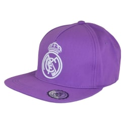 Real Madrid CF Officiell Snapback Cap One Size Lila
