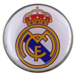 Real Madrid FC Bollmarkör One Size Flerfärgade