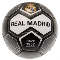 Real Madrid FC Fotboll One Size Svart vit