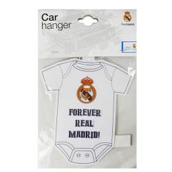 Real Madrid FC Kit Baby ombord tecken One Size Vit