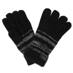 Regatta Great Outdoors Herr Davion stickade handskar L/XL Burgun