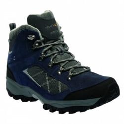 Regatta Great Outdoors Herr Kota Mid Walking Boot UK 9.5 Navy Bl